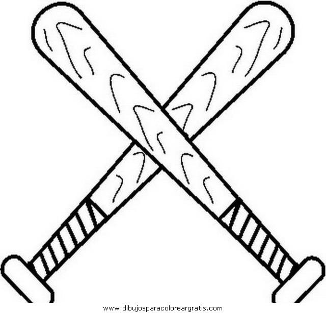 Dibujo Beisbol 19 En La Categoria Deportes Disenos