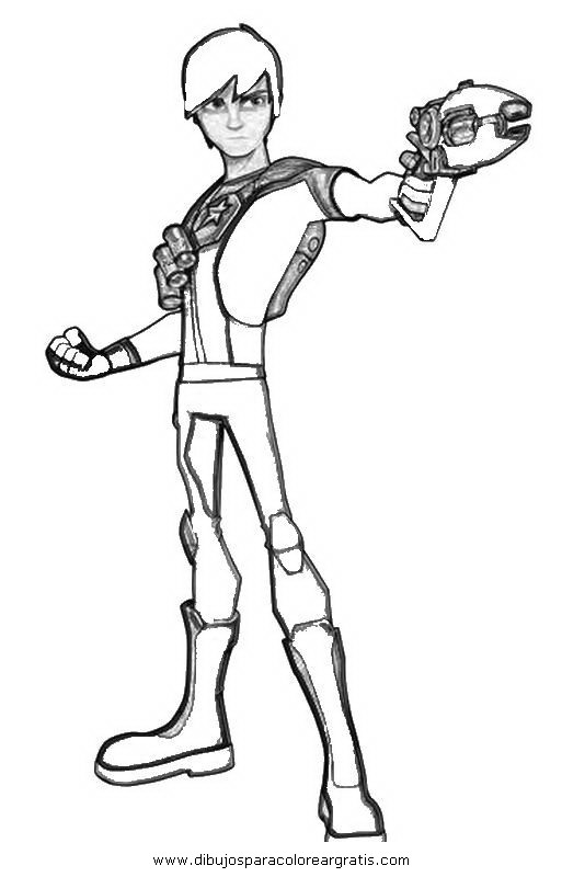 Dibujo Bajoterra Categoria Dibujos Animados Diseos