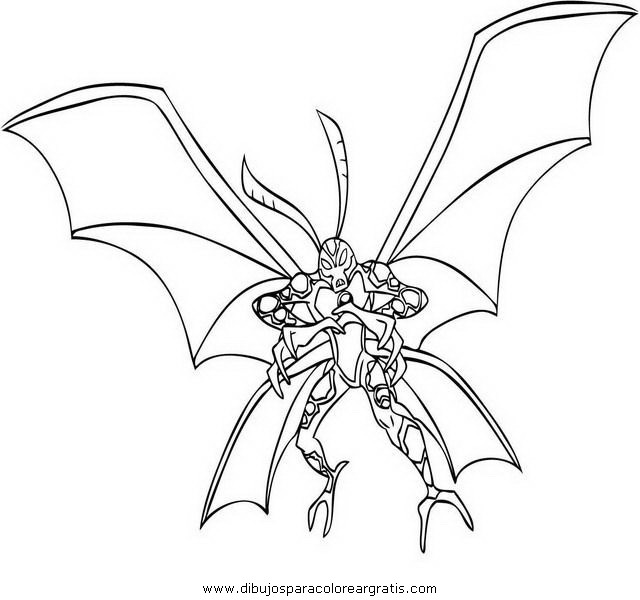 Ben 10 Omnitrix Coloring Pages Coloring Pages