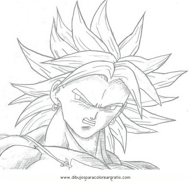 Imagenes Chidos De Dragon Ball Z Para Dibujar | New Calendar Template ...