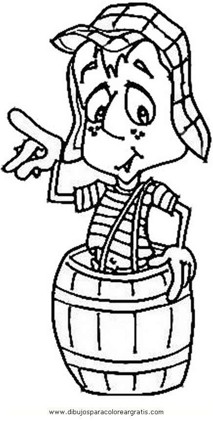 chavo coloring pages - photo#15