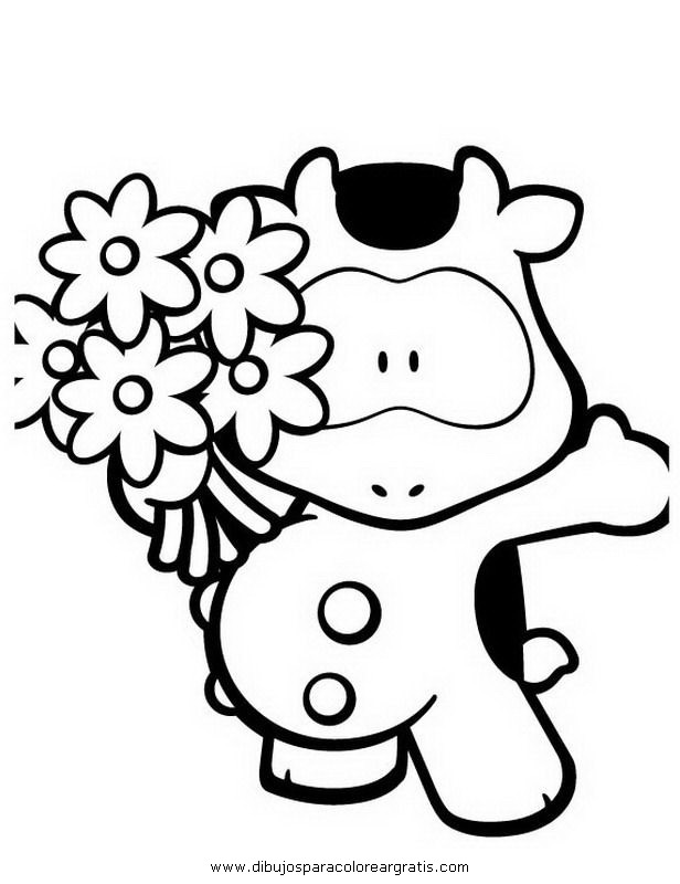 Dibujo Cowco08 En La Categoria Dibujosanimados Diseños