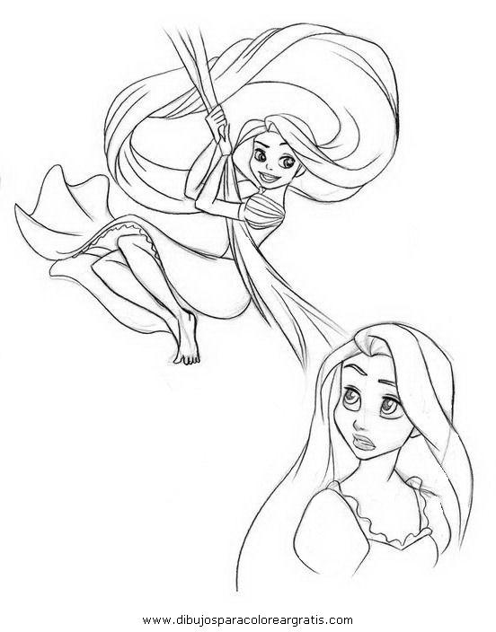 Dibujo rapunzel_enredados_24 en la categoria dibujos_animados diseños