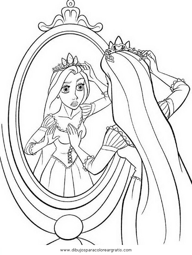 Cowgirl Coloring Pages #6