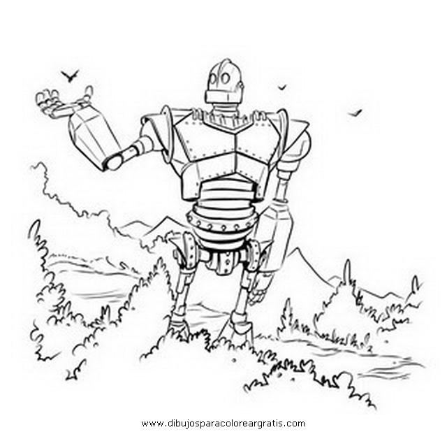 Dibujo gigante_hierro_02 en la categoria dibujos_animados diseños