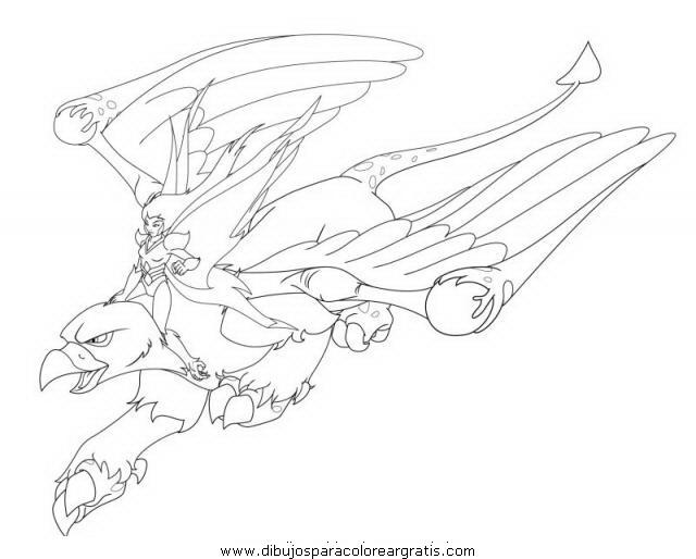 dibujo gormiti43 en la categoria dibujosanimados diseos