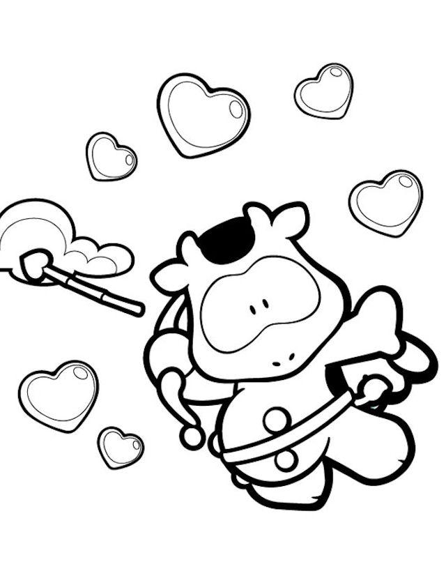 Dibujo Gusanito 14 En La Categoria Dibujos Animados Disenos