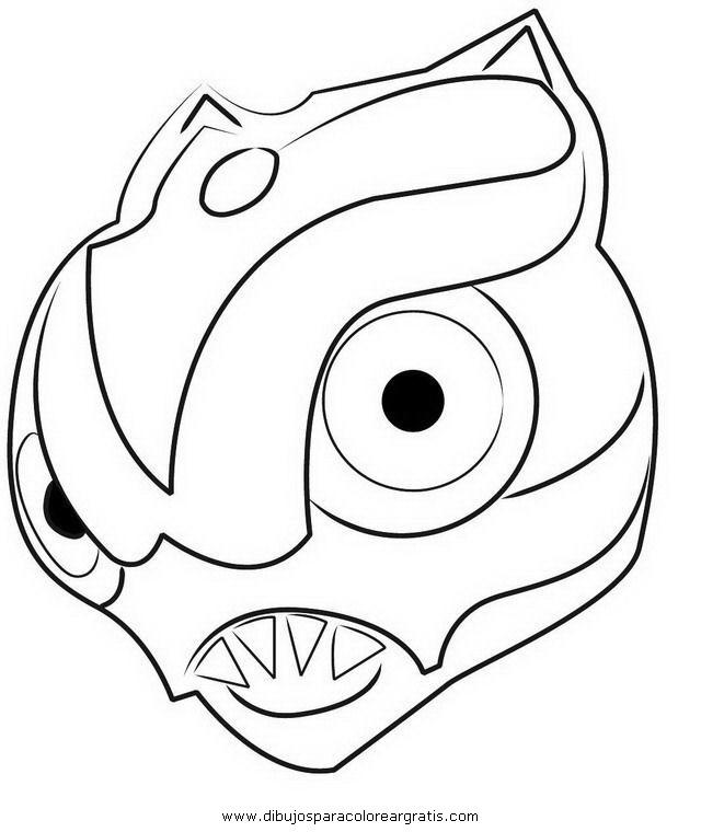 Dibujos De Invizimals Para Imprimir Pelautscom