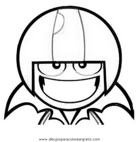 Dibujos para colorear de kick buttowski - Imagui