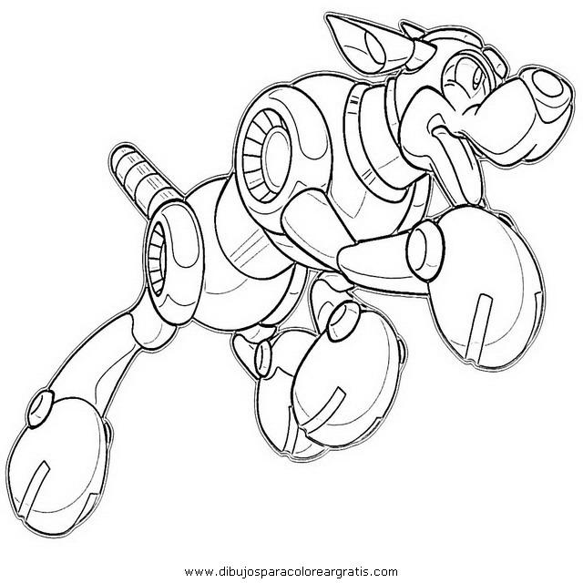 Dibujo megaman_31 en la categoria dibujos_animados diseños