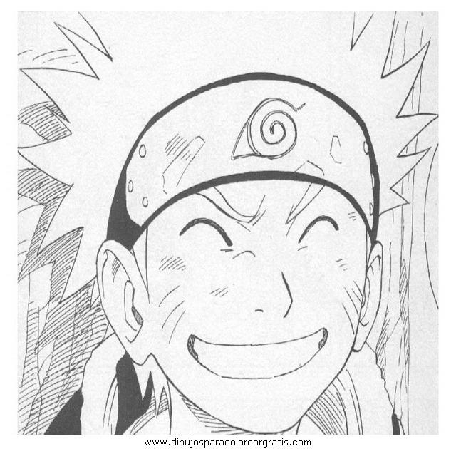 Dibujo Naruto 08 En La Categoria Dibujos Animados Disenos