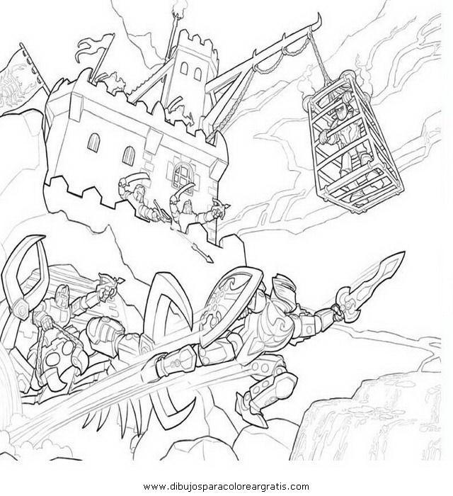 Dibujos para colorear ninjago lego - Imagui
