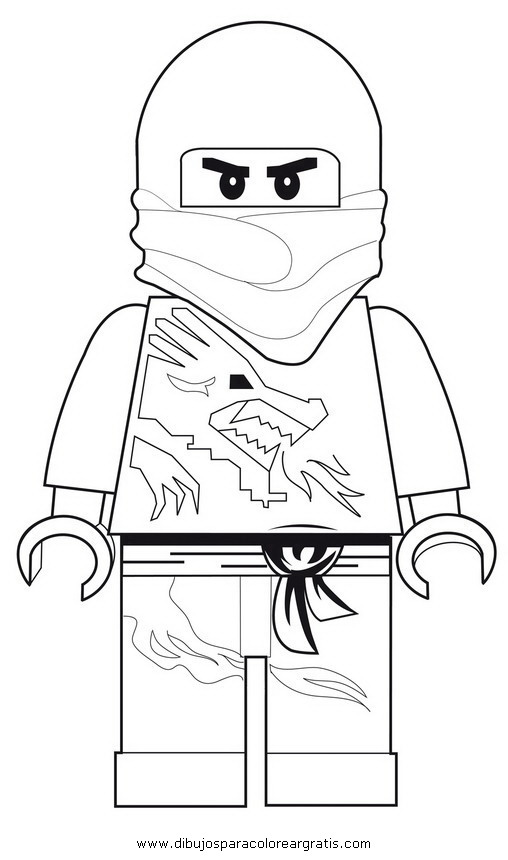 Pin Ninjago Lego Dibujos Coloriage on Pinterest