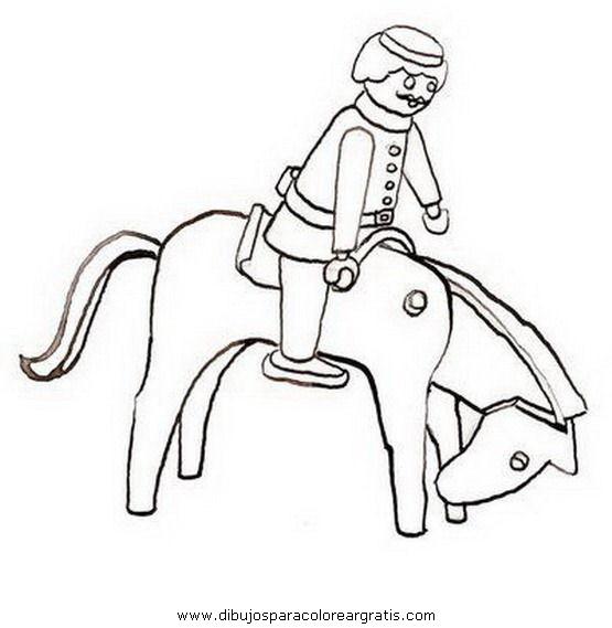 Dibujo playmobil_5 en la categoria dibujos_animados diseños