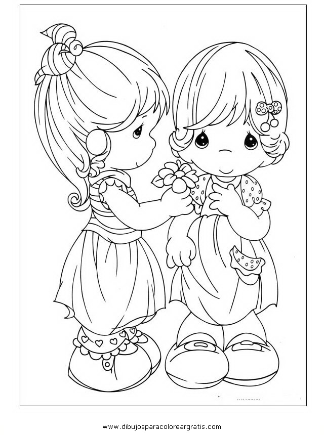 Adult Coloring Pages Guardian Angels Amor