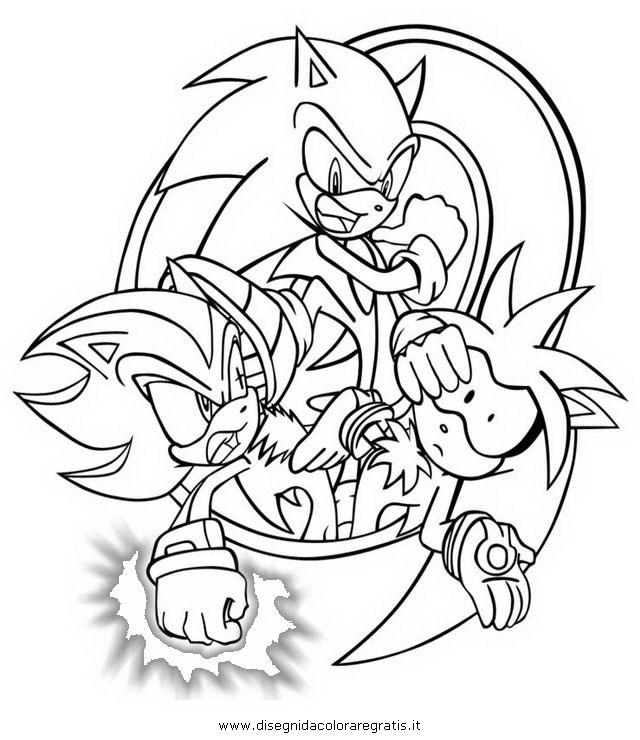 Dibujo Sonicshadow11 En La Categoria Dibujosanimados Diseños