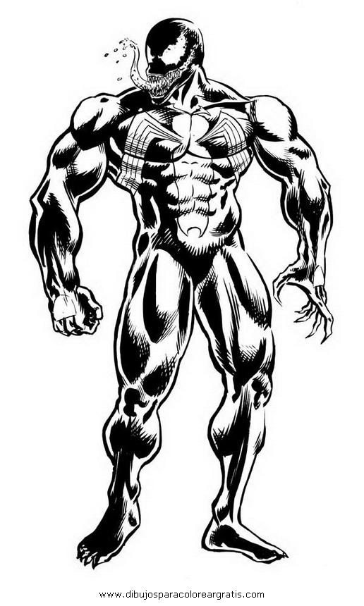 Dibujo Spiderman Para Colorear Dibujos Imagixs Picture