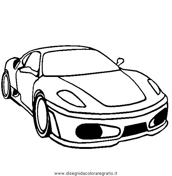 Dibujo Ferrari F430 en la categoria medios_trasporte diseños