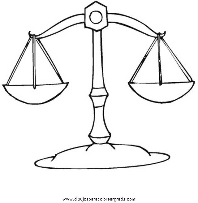 Worksheet. Dibujo de justicia para colorear  Imagui