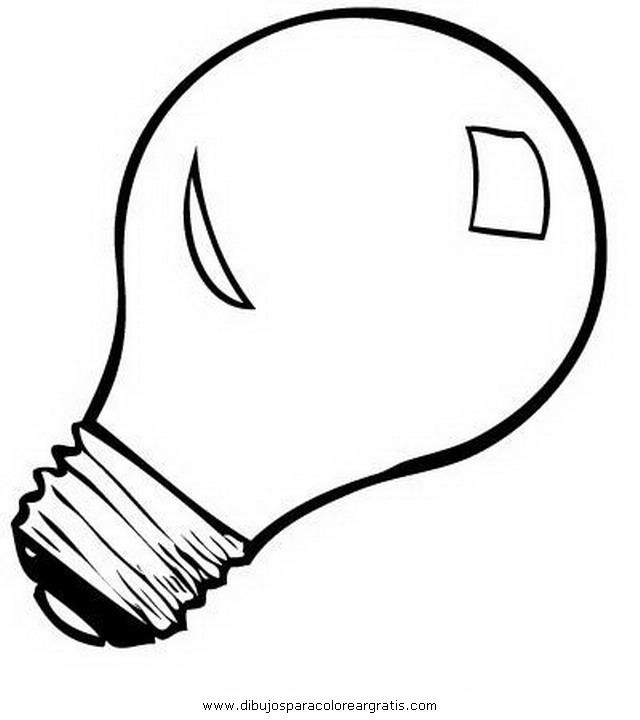Dibujo foco 2 en la categoria mixtos diseos for Focos para iluminar arboles