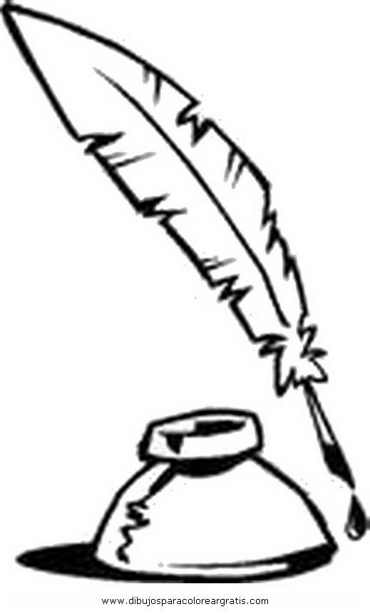 Pluma dibujos - Imagui