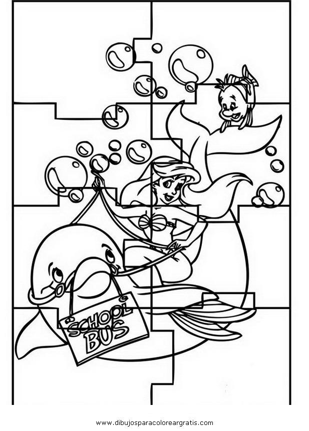 Dibujo Rompecabezas 6 En La Categoria Mixtos Diseños