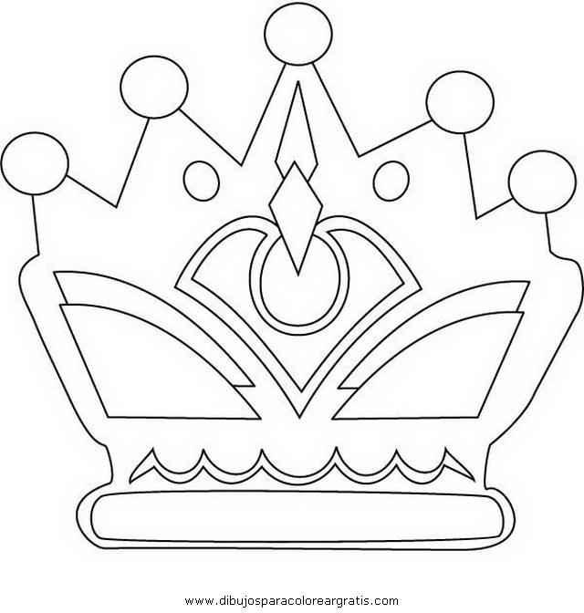 Corona de princesa dibujos para colorear retrato de princesa pictures