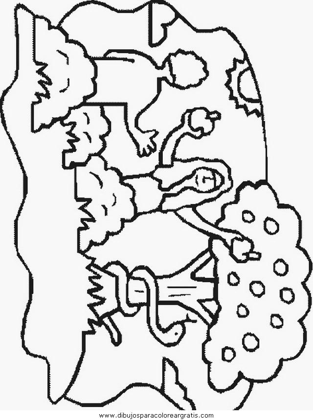 best Dibujos Para Niños Para Colorear E Imprimir De Adan Y E image ...